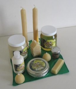Honeyhouse hive products